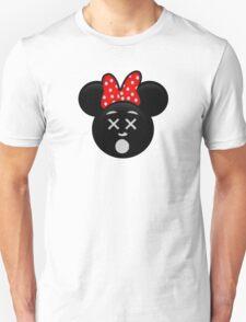 Minnie Emoji - Dead T-Shirt