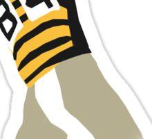 Antonio Brown Steelers! Sticker