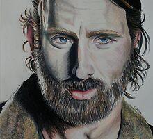 Rick TWD by Sharyn Kimpton
