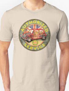 Vintage Mini Service T-Shirt