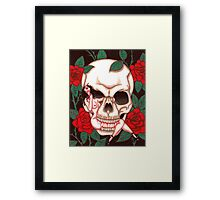 Chasing Death - Act I Framed Print