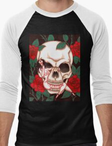 Chasing Death - Act I Men's Baseball ¾ T-Shirt