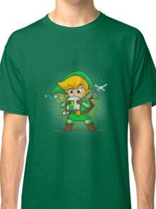 Link Ocarina Classic T-Shirt