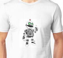 Clickety Clank Unisex T-Shirt
