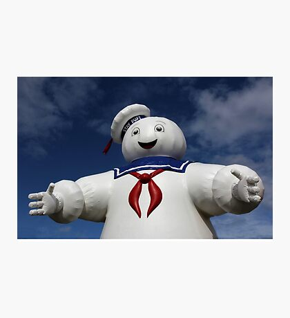 Stay Puft Photographic Print