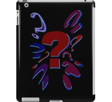 No Answer iPhone / Samsung Galaxy Case iPad Case/Skin