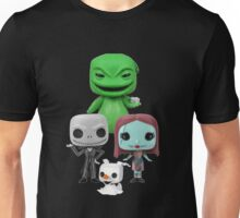 The Nightmare Before Chirstmas Unisex T-Shirt