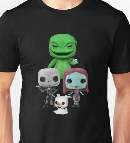 The Nightmare Before Chirstmas Unisex T-Shirt