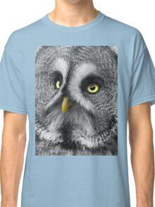 Aspen, Great Grey Owl Classic T-Shirt