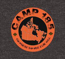 Camp 185 Canada Map Tee Hoodie