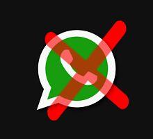 NO WhatsApp Messages T-Shirt
