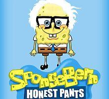 Sponge Bern Honest Pants by Jessica Bone