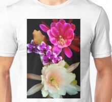 Pinkish, Pinker, And Far Out Pink Unisex T-Shirt