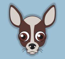 Chihuahua Dog Kids Tee