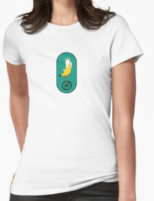 UNIBANANA Womens Fitted T-Shirt