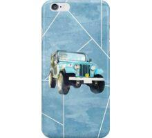 Stiles stilinski jeep iPhone Case/Skin