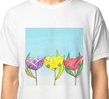 """Oro?"" Series Tulips  Classic T-Shirt"