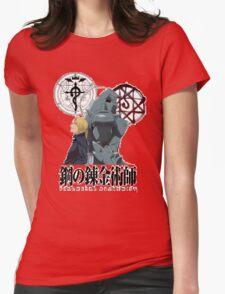 Fullmetal Alchemist Forever Womens Fitted T-Shirt