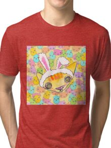 """Oro?"" Series Easter Tri-blend T-Shirt"