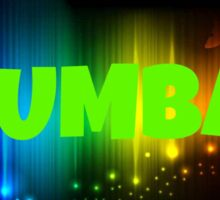 ZUMBA FUN  Sticker