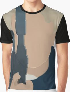 The Force Awakens: Han  Graphic T-Shirt