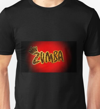 ZUMBA JAM IT UP  Unisex T-Shirt