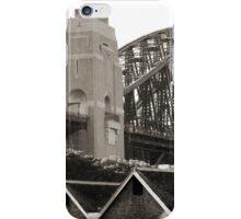 Sydney Harbour Bridge 1 iPhone Case/Skin