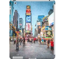 Times Square (ch) iPad Case/Skin