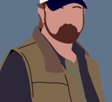 Bobby Singer Family Don't End With Blood Sticker