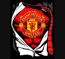 manchester united football soccer club logo T-Shirt