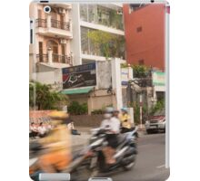 Rush Hour Saigon Vietnam iPad Case/Skin
