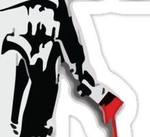 Stop Wars Graffiti Sticker