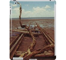 Mud Launch iPad Case/Skin