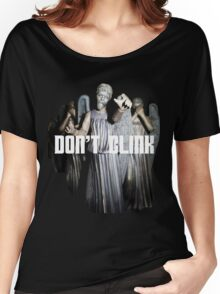 Don't Blink Women's Relaxed Fit T-Shirt