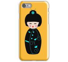 Japanese Geisha Doll iPhone Case/Skin