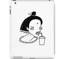 Coffee Nerd  iPad Case/Skin