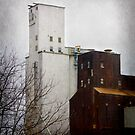 Mill in Kent, Ohio by Dannyboy2247