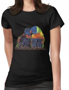 Sweet Nothings Womens Fitted T-Shirt