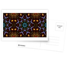 The Wheel of Life Postcards