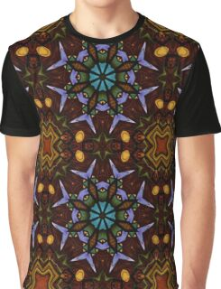 The Wheel of Life Graphic T-Shirt