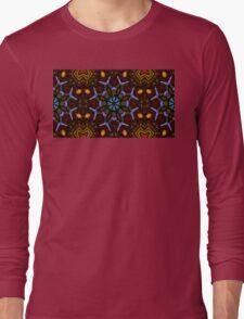 The Wheel of Life Long Sleeve T-Shirt