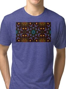 The Wheel of Life Tri-blend T-Shirt