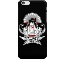 Baby Metal Chibi iPhone Case/Skin