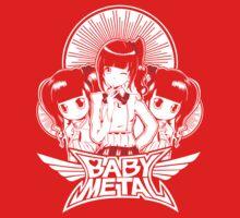 Baby Metal Chibi One Piece - Long Sleeve