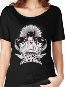 Baby Metal Chibi Women's Relaxed Fit T-Shirt
