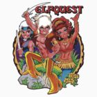Classic Trio 1978 by elfquest