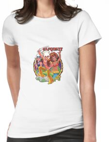 Classic Trio 1978 Womens Fitted T-Shirt