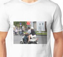 Lovers Commute Vietnam Unisex T-Shirt