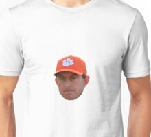Dabo Swinney Face Unisex T-Shirt