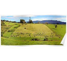 Scene and Herd Poster